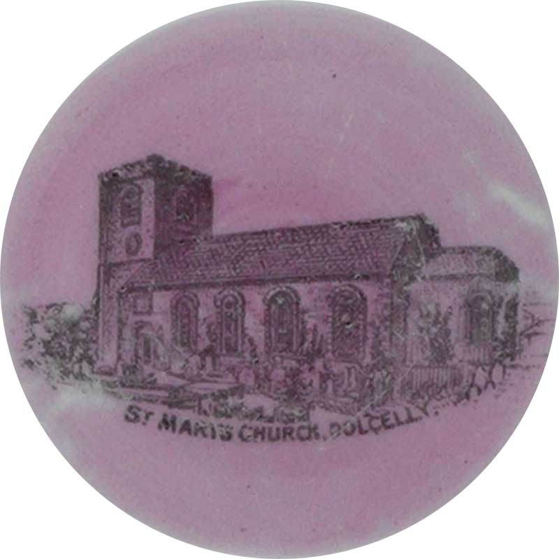 1815 Place of St. Mary's Church, Dolgellau 1