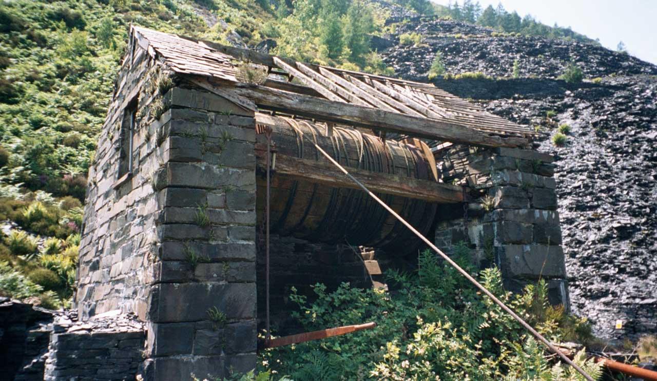 Aberllefenni Winding House