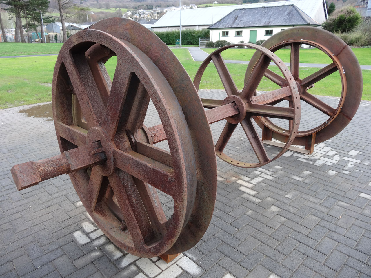 The Winding Wheel