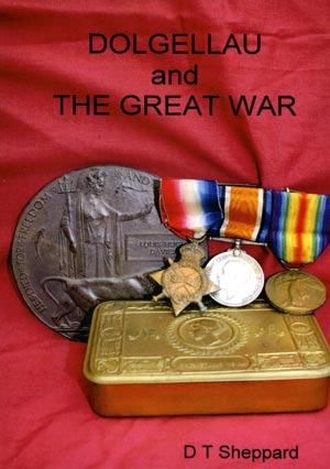 Dolgellau And The Great War by D.T. Sheppard