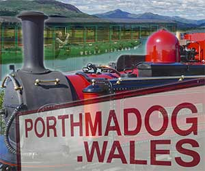 Porthmadog Wales Website