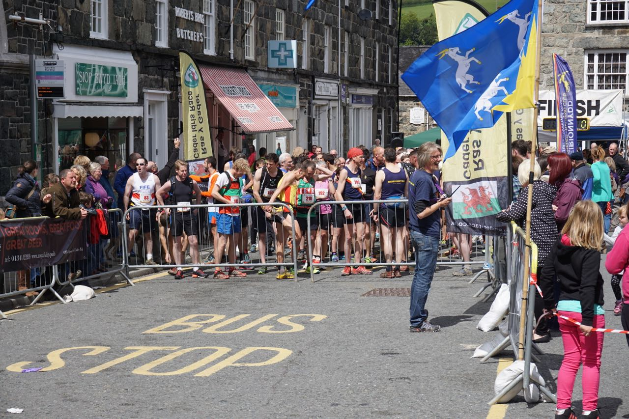 The Cader Race 2015