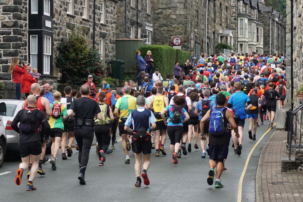 The Cader Race 2016