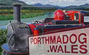 Porthmadog Website