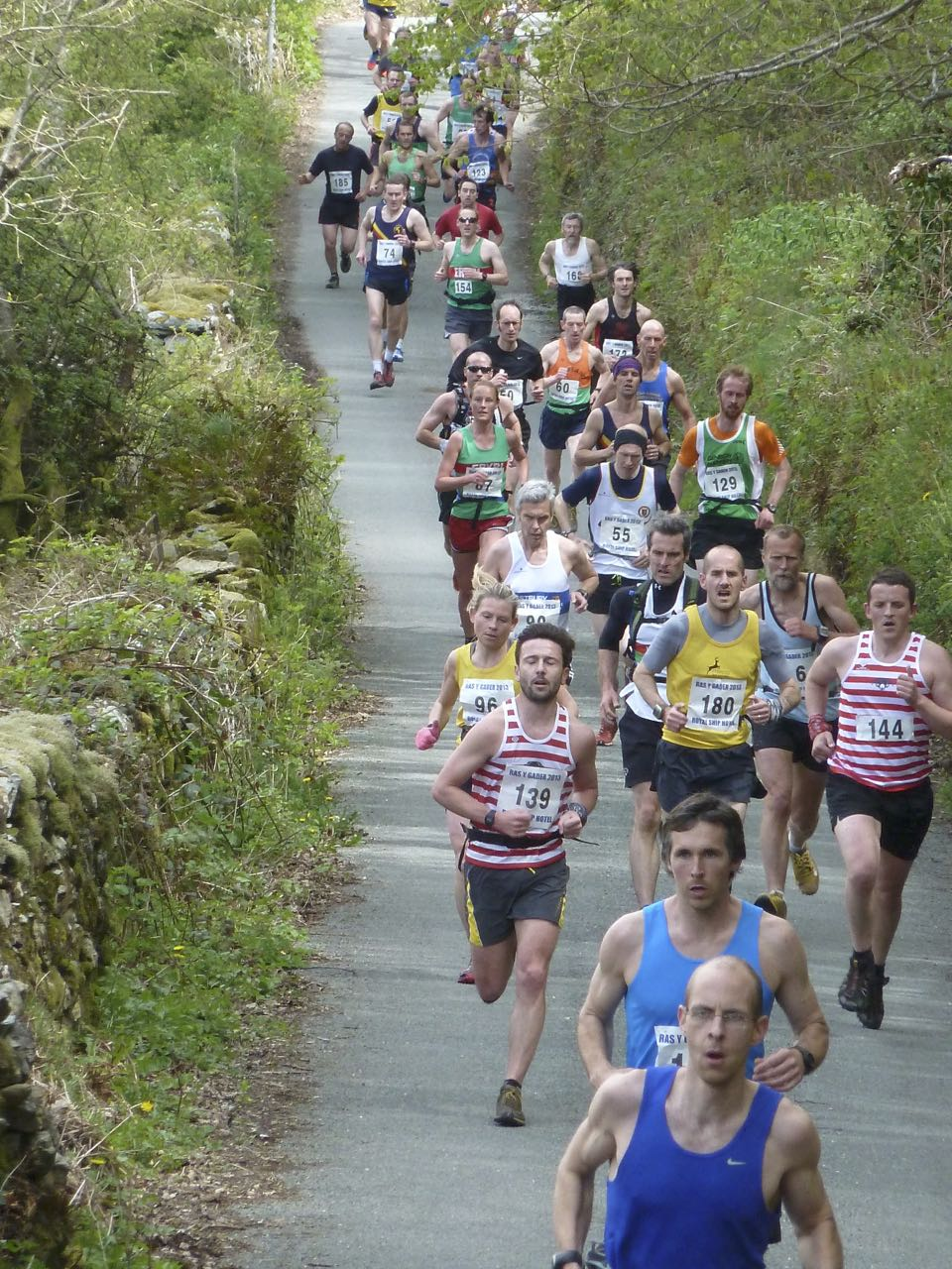 The Cader Race 2013