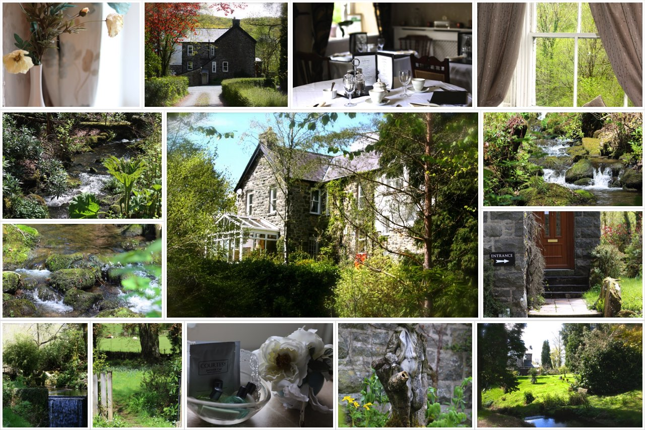 Afon Rhaiadr Country House Montage