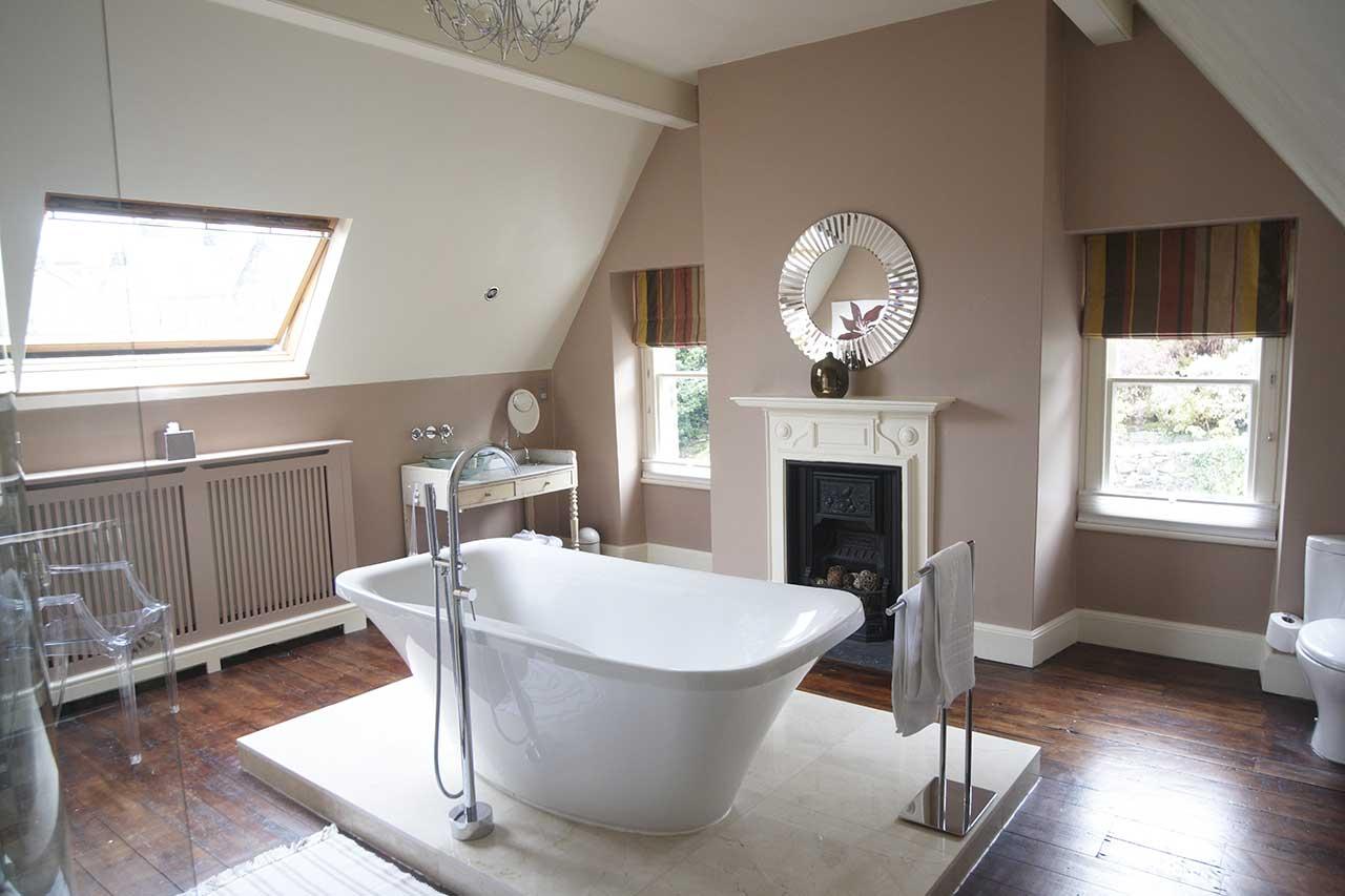 Ffynnon Townhouse - Emily Bathroom