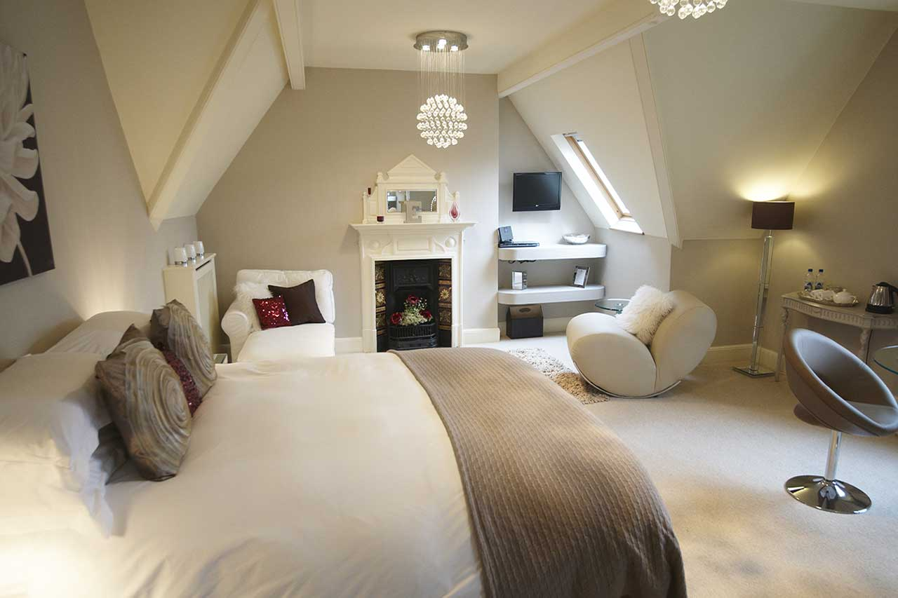 Ffynnon Townhouse - Emily Bedroom