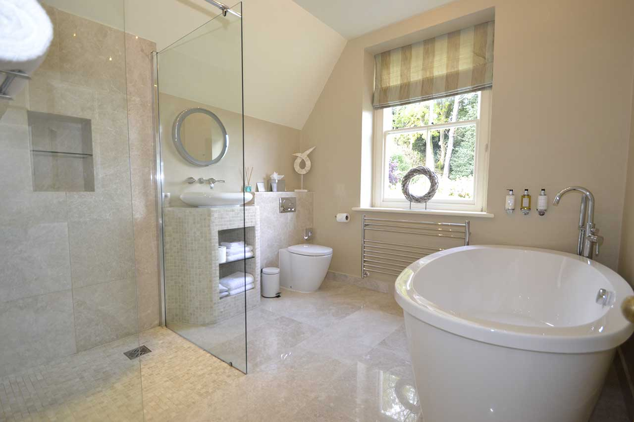 Ffynnon Townhouse - Hazel Bathroom
