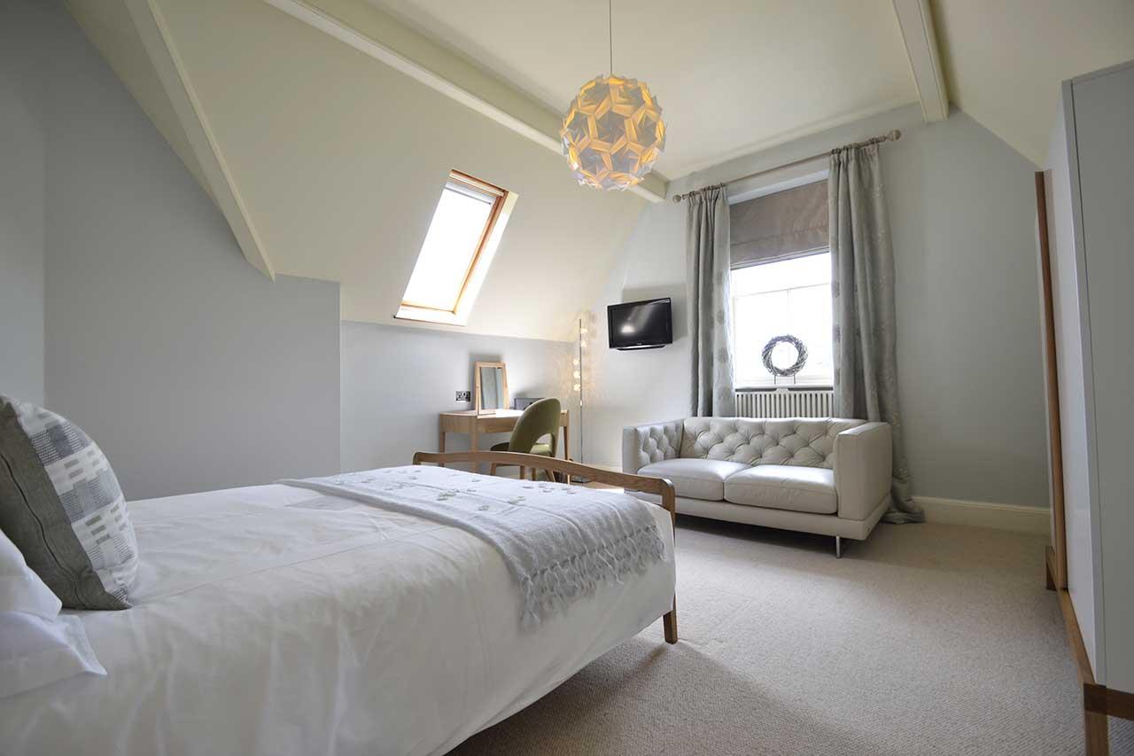 Ffynnon Townhouse - Hazel Bedroom