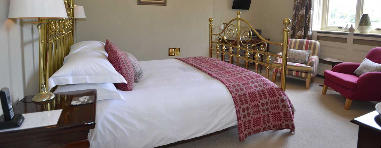 Ffynnon Townhouse - Myfanwy Bedroom