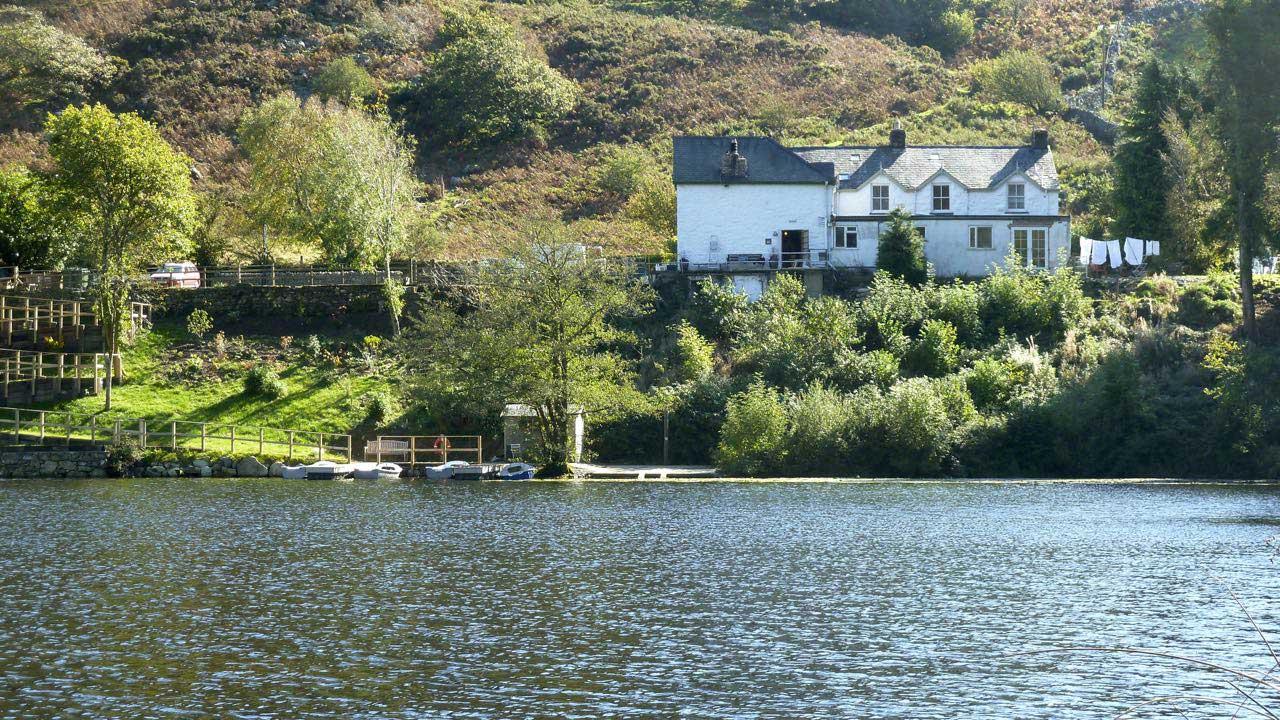 The Gwernan Lake Hotel 1