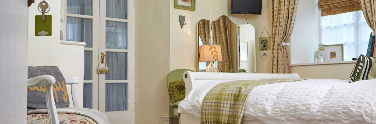 Tan y Gader Bedroom