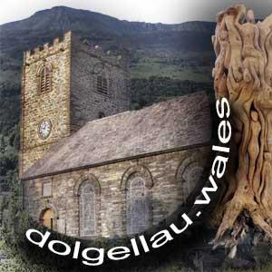 St. Mary's Dolgellau
