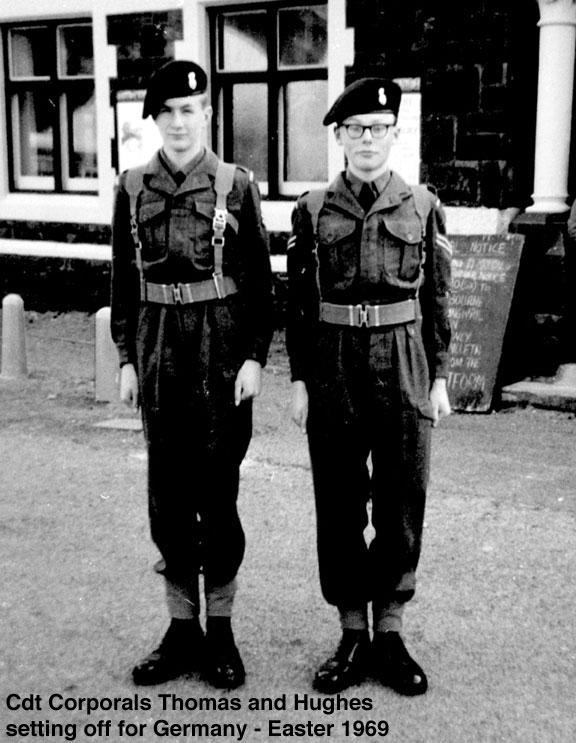 Cadet Corporals