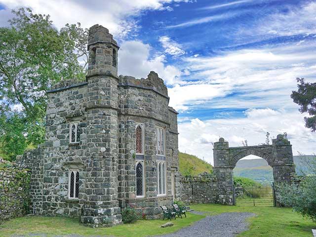Hywel Sele Lodge