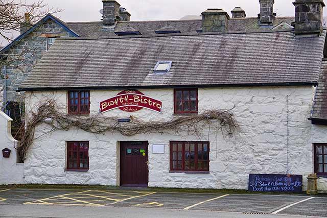 The Gatehouse Steakhouse & Bistro